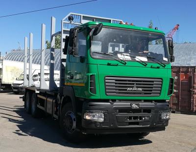 Сортиментовоз МАЗ-6312С9