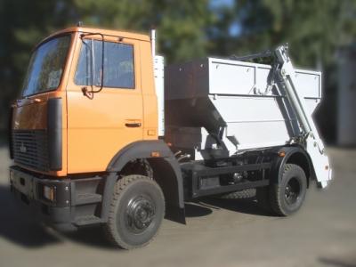 Бункеровоз КО-450-08
