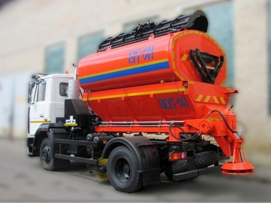 Комбинированная машина КО-713Н-40