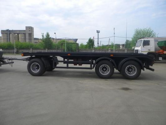 Прицеп для мультилифта Т83090