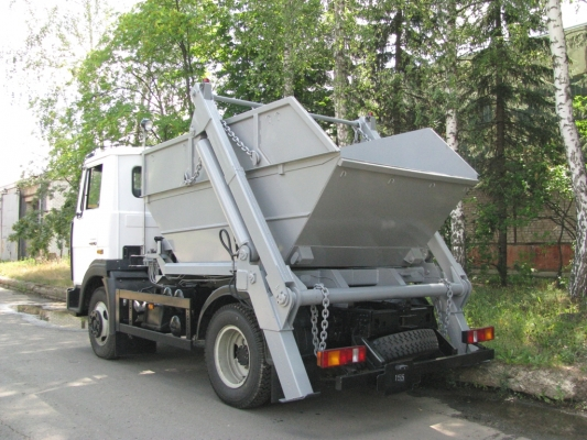 Бункеровоз КО-450-11